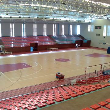 Grabo Sport Leverer Et Moderne Sportsgulv Boa Flooring