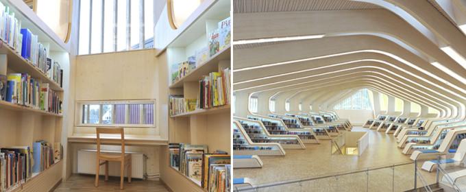 Vennesla Library3
